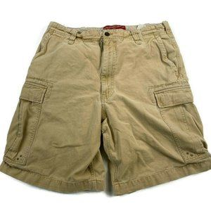 Abercrombie And Fitch  Cargo Distressed Shorts